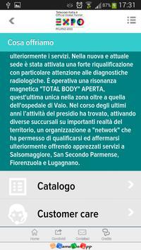 Poliambulatorio CittaDiFidenza apk screenshot