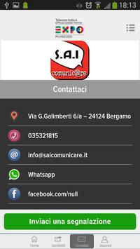 Sai Comunicare apk screenshot