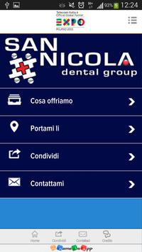 San Nicola Dental Group poster