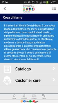 San Nicola Dental Group apk screenshot