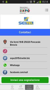 Seitel No apk screenshot