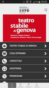 Teatro Stabile Di Genova poster