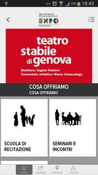 Teatro Stabile Di Genova apk screenshot