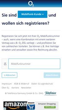 Mein O2-online Konto apk screenshot