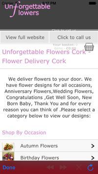 Unforgettable Flowers apk screenshot