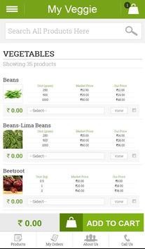 My Veggie apk screenshot