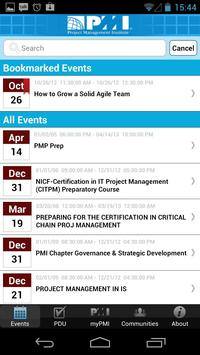 myPMI apk screenshot