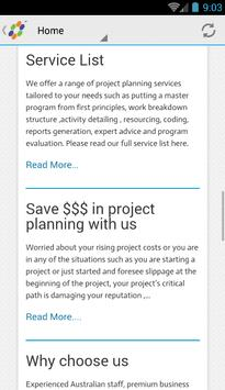 myplanningworld apk screenshot