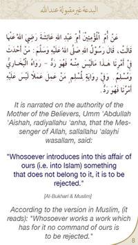 Arbaen Nawawi Arabic & English apk screenshot