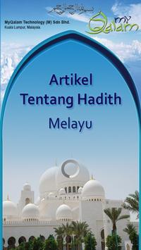 Artikel Tentang Hadith Melayu poster
