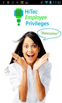 HiTec Privileges poster