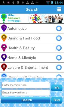 HiTec Privileges apk screenshot