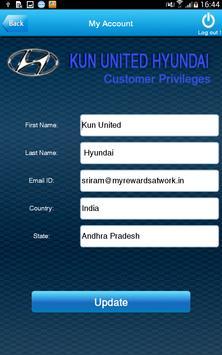 Kun United Hyundai apk screenshot
