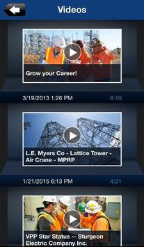 MYR Group apk screenshot