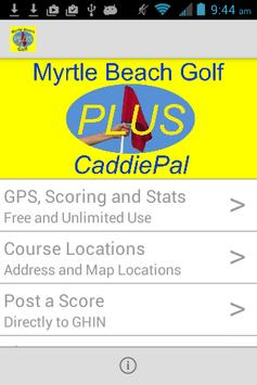 Myrtle Beach Golf Plus poster