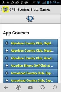 Myrtle Beach Golf Plus apk screenshot