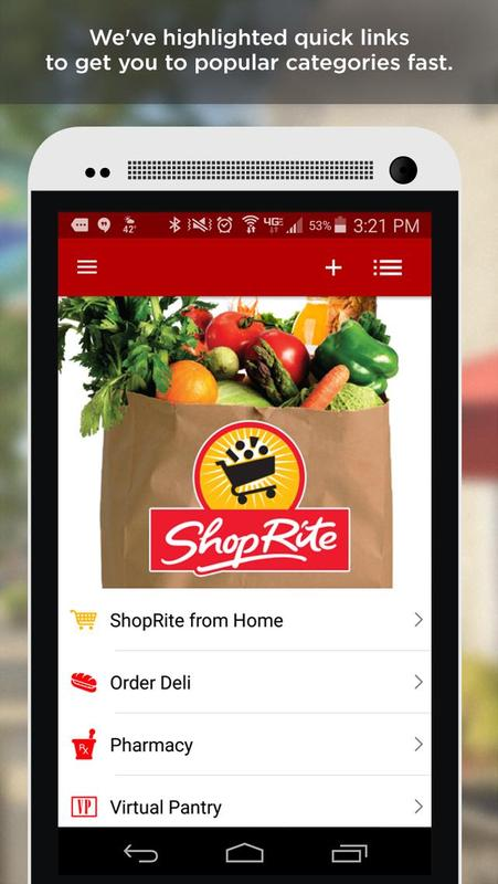 Download coupons to shoprite card