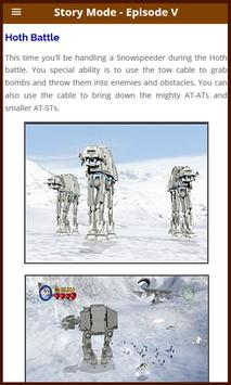 Guide for LEGO Star Wars II apk screenshot