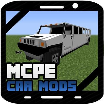 Sport Car Mods For MCPE poster