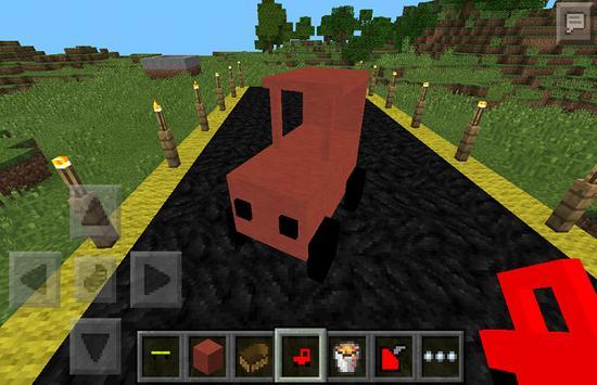 Sport Car Mods For MCPE apk screenshot