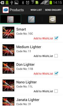 MZB Catalog apk screenshot
