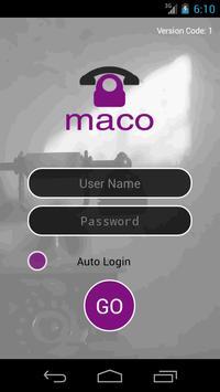 Maco apk screenshot