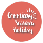 Greeting Season Holiday icon
