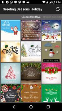 Greeting Season Holiday poster
