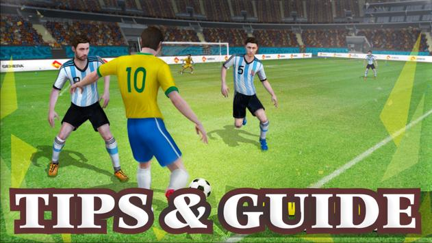 Guides Head Soccer poster