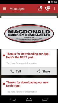 MacDonald Buick GMC Cadillac apk screenshot