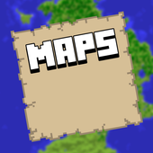 Maps For MCPE FREE icon