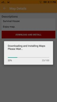 Maps For MCPE FREE apk screenshot