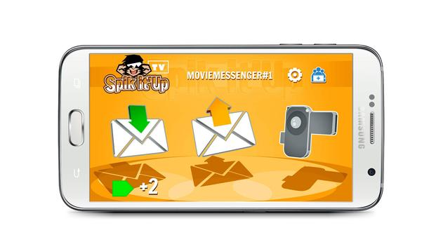 Spikitup – Messagerie Vidéo poster