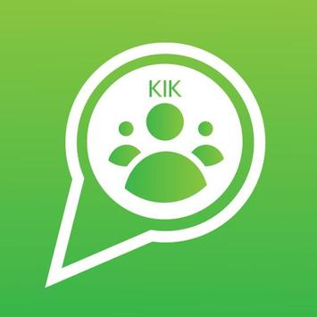 Video chat for kik apk screenshot