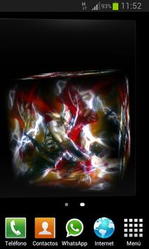 Norse Mythology 3D LWP apk screenshot