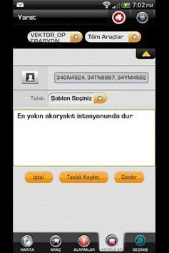 Vektör Araç Takip apk screenshot