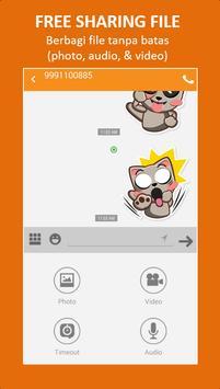 BOLT! Talk – Free Call & IM apk screenshot