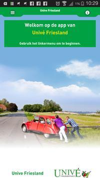 Unive Friesland poster