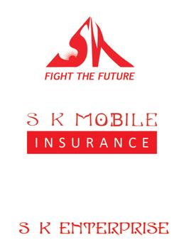 SK Mobile Insurance poster