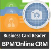 Business Card Reader BPMOnline icon