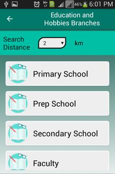 Service Directory apk screenshot