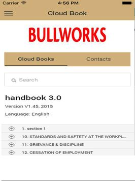 Bullworks Cloudbook apk screenshot