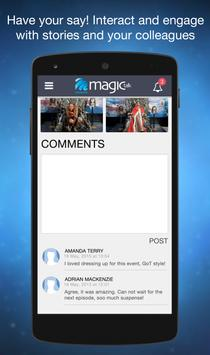 Magic Talk apk screenshot