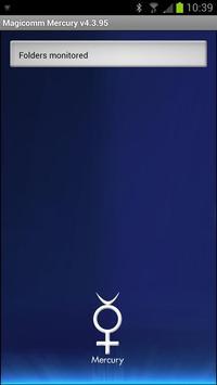 Magicomm Mercury poster