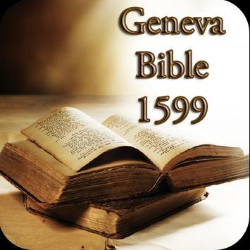 Geneva Bible 1599 Free poster