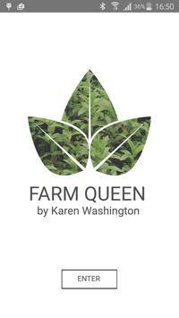 Urban Farming by Farm Queen poster