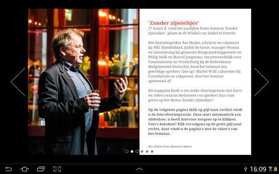 Doxis Magazine apk screenshot