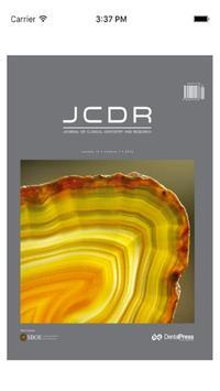 Dental Press JCDR poster