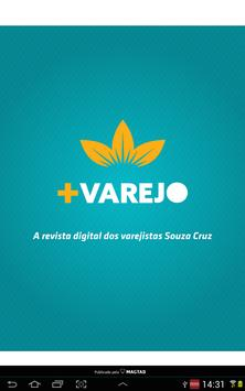 Revista +VAREJO Área II poster