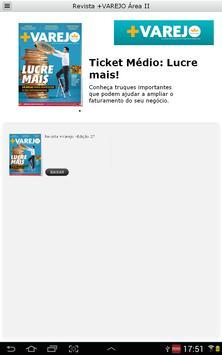 Revista +VAREJO Área II apk screenshot